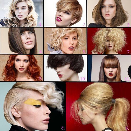 Coiffures Tendance Automne Hiver 2015 Les Tendances Cheveux En Images Coiffure Version Femina