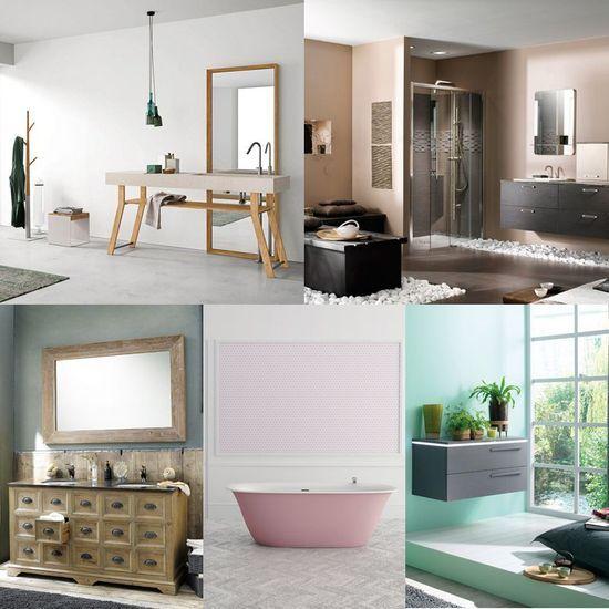 Salle de bains : les tendances déco 2015