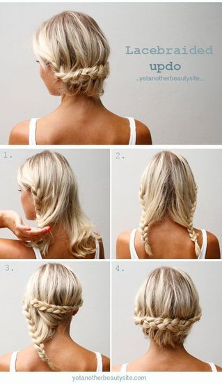 40 Tutos Coiffure A Piocher Sur Pinterest Version Femina