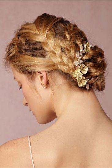 Coiffure Mariage 100 Idees Pour Cheveux Courts Et Longs