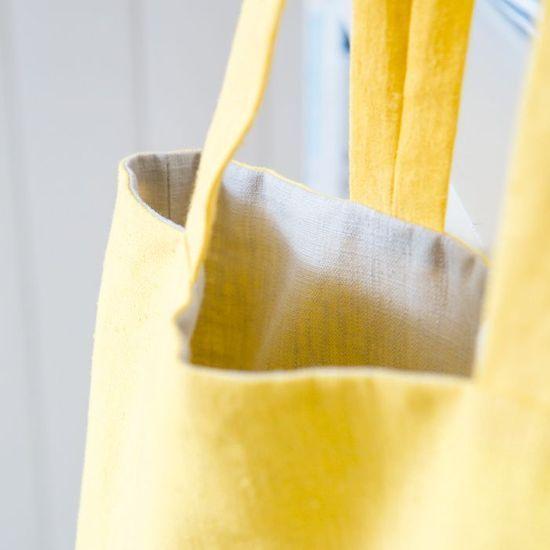 Le célèbre Tuto : coudre un sac en tissu avec doublure #EA_06