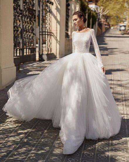 Robes de mariée collection 2020 : nos 40