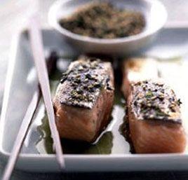 saumon-matcha