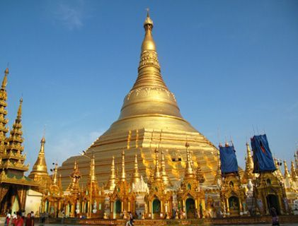 Paya-Shwedagon