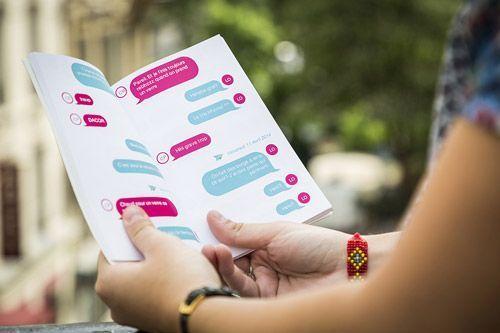 Le livre de SMS Textolife