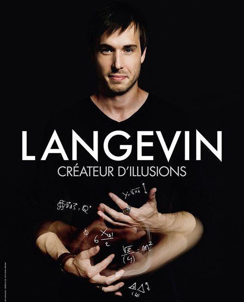 Les dates de la tournée française du spectacle Langevin, créateur d'illusions