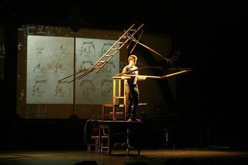 Notre critique du spectacle Langevin créateur d'illusions