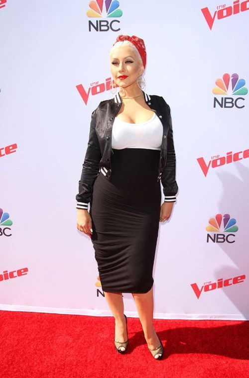 Comment-s'habiller-quand-on-est-ronde-Christina-Aguilera