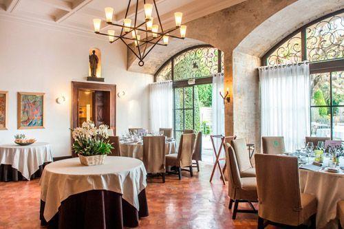 Restaurant-l'Oustau-de-Baumanière