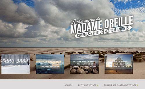 Le blog Madame oreille