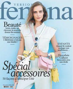 Dans votre magazine Femina cette semaine