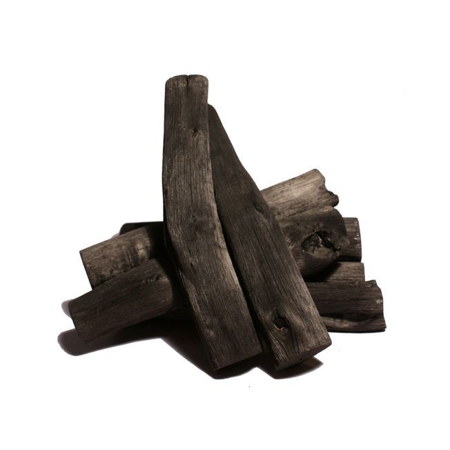 charbon bâtonnet