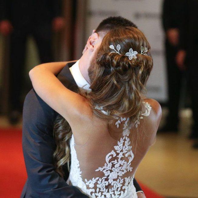 Coiffures De Mariage On S Inspire Des Stars
