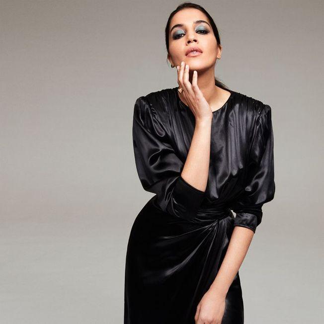 Leïla Bekhti pour L'Oréal 3