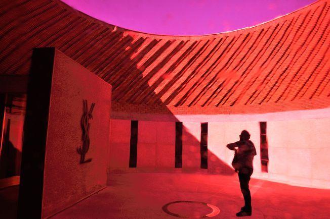 Musée Saint Laurent à Marrakech