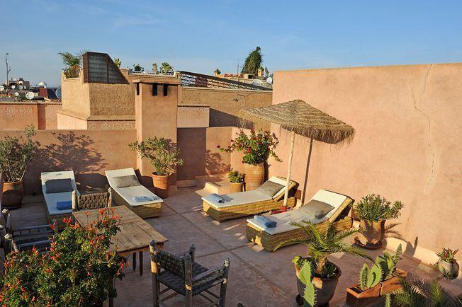 riad up marrakech