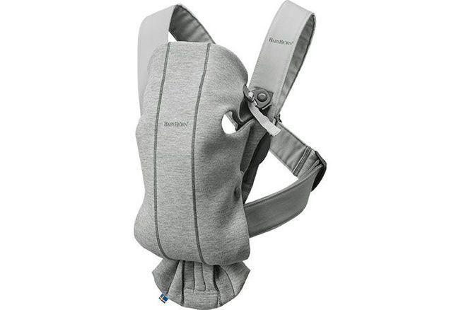Modèle Jersey 3D du porte-bébé Mini de BabyBjörn