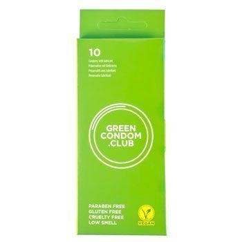Les préservatifs Green Condom Club.