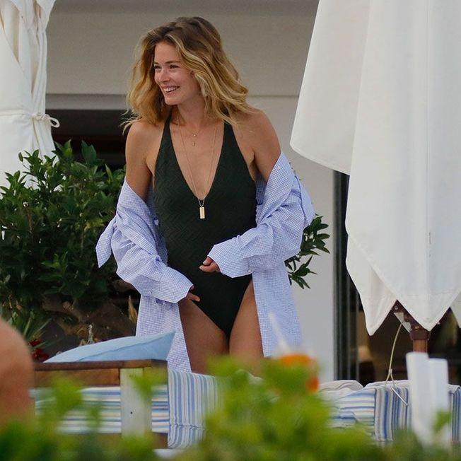 Doutzen Kroes à Ibiza