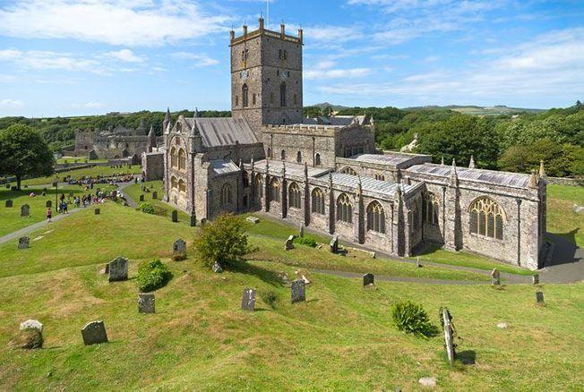 Cathédrale anglicane St. Davids