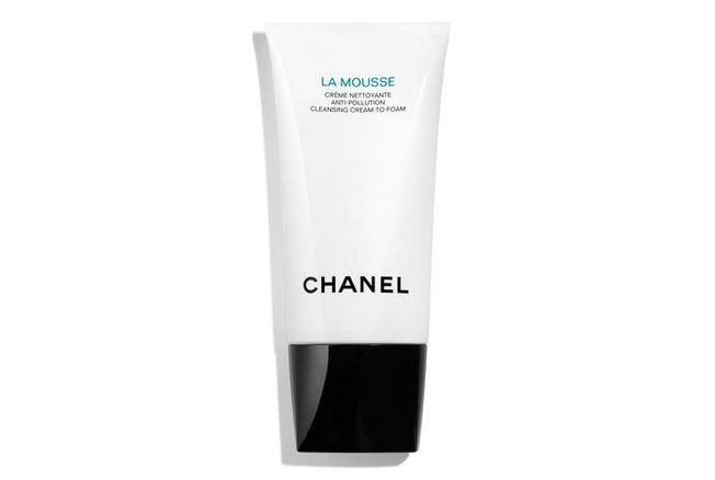 La Mousse, Crème Nettoyante Anti-Pollution, Chanel