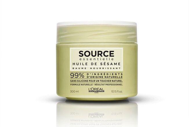 Source Essentielle, Huile de Sésame, Baume Nourrissant L'Oréal Professionnel