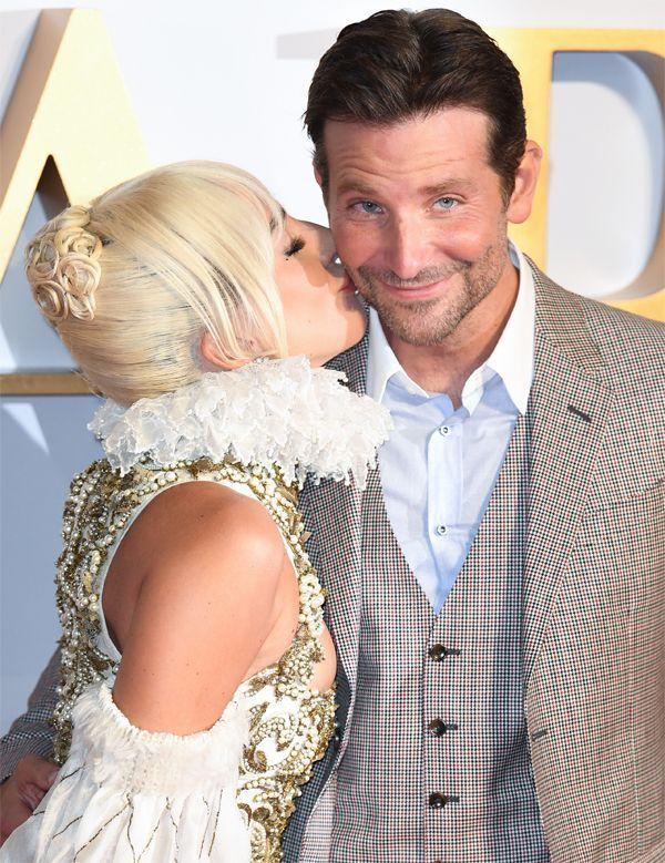 Lady Gaga et Bradley Cooper.