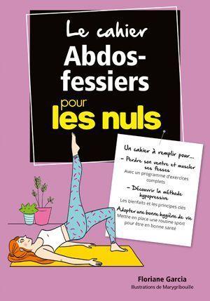 Le cahier Abdos-fessiers pour les nuls.