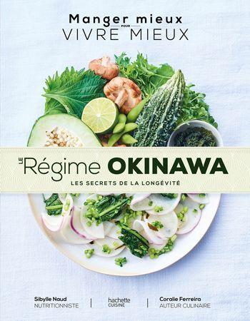 Le livre Le régime Okinawa.