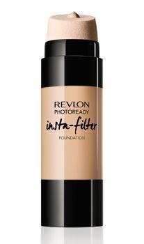 Le fond de teint insta filter de Revlon.