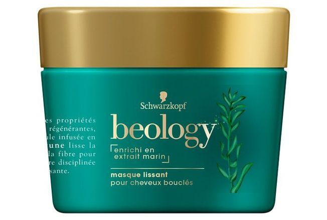 Beology, Smoothing Cream Mask Schwarzkopf