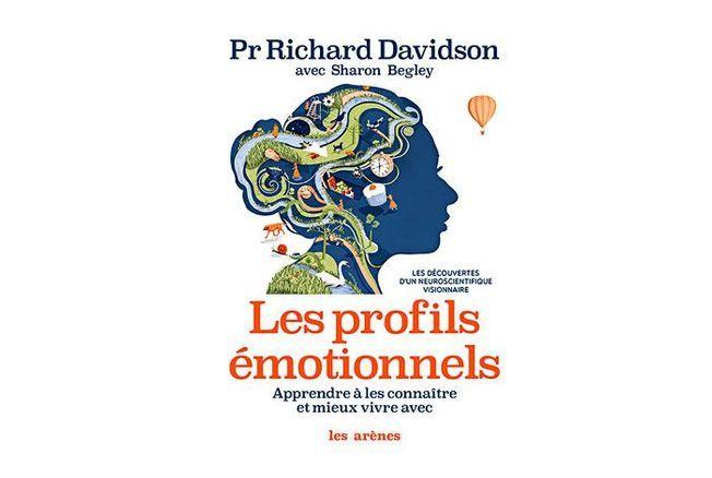 """""""Les profils émotionnels"""" Richard Davidson (Les Arènes)"""