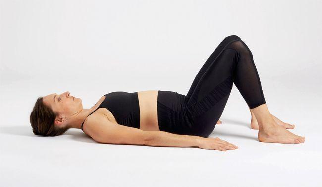 Une posture de yoga pour muscler ses abdominaux.