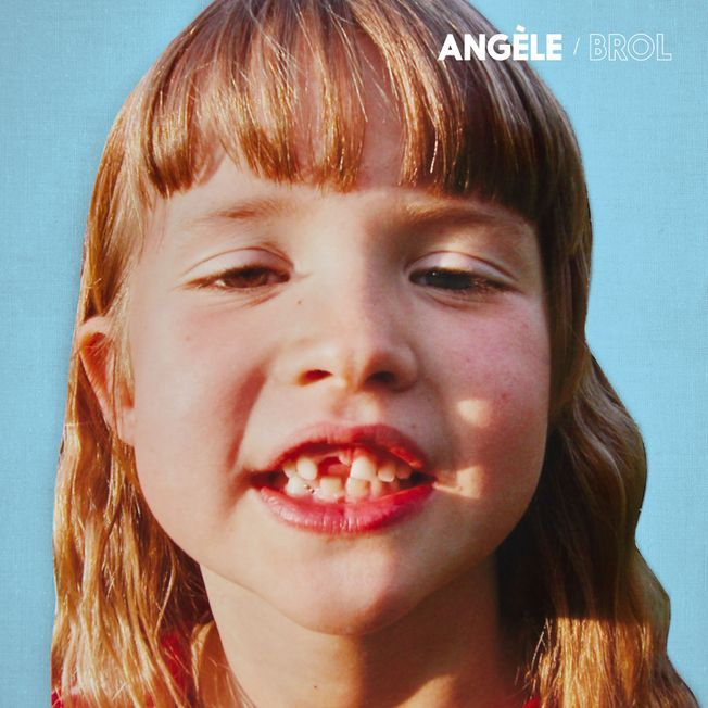 L'album Brol d'Angèle.