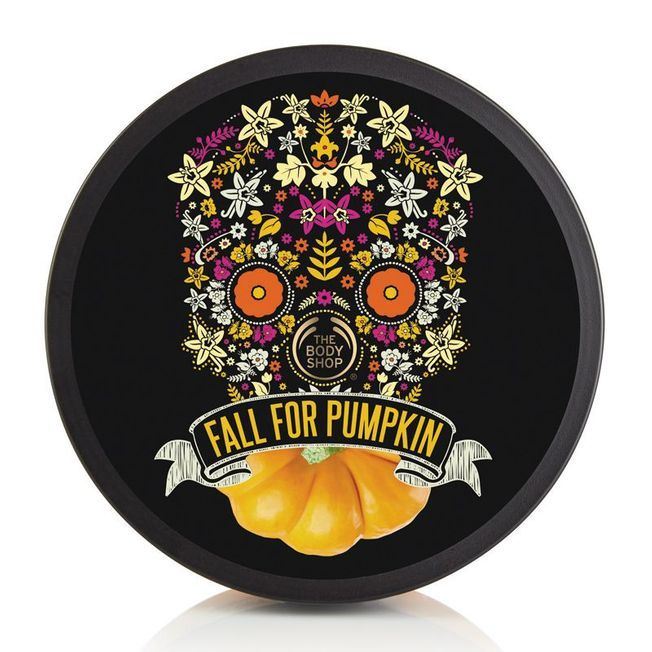 Le Beurre Corporel Vanilla Pumpkin de The Body Shop.