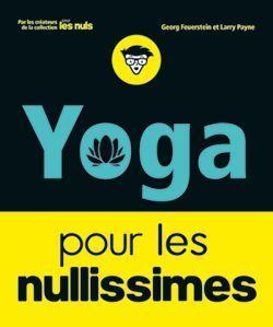 La couverture du livre Yoga pour les nullissimes.