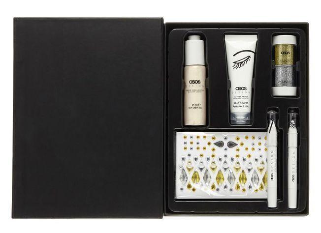 Le Kit de maquillage pour Halloween Hanté d'Asos.