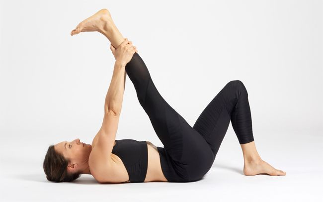 Du yoga pour tonifier ses abdominaux.