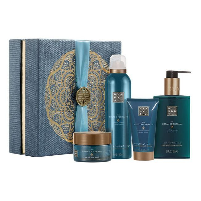 Coffret Cadeau Purifiant M The Ritual Of Hammam de Rituals.