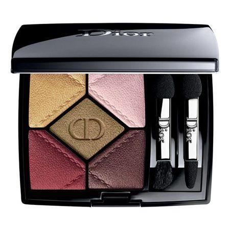 La Palette 5 couleurs Rouge en Diable Dior.