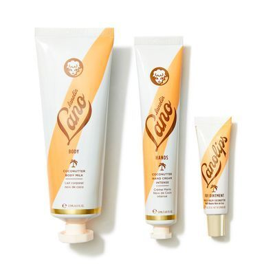Coconutter Trio, Lanolips.