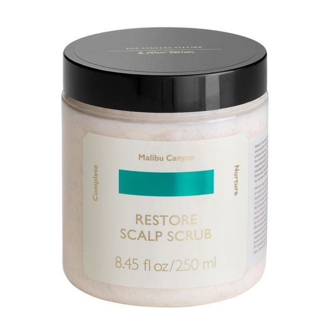 Restore Scalp Scrub, Gamme Restore, L.A. Hair Care, &Other Stories