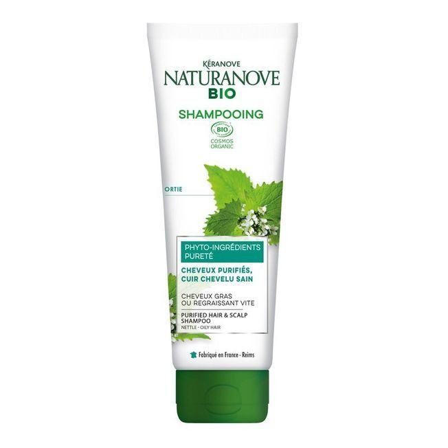 Shampooing Cheveux Gras ou Regraissant Vite, Naturanove
