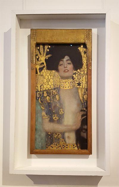 Judith de Klimt.