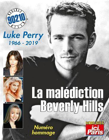 La couverture du hors-série Ici Paris consacré à Luke Perry.