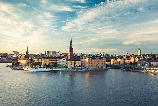Stockholm (Suède).