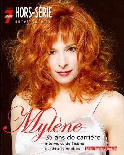 Le hors série Télé 7 jours sur Mylène Farmer.