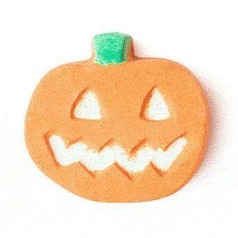 La citrouille Punkin Pumpkin de Lush.