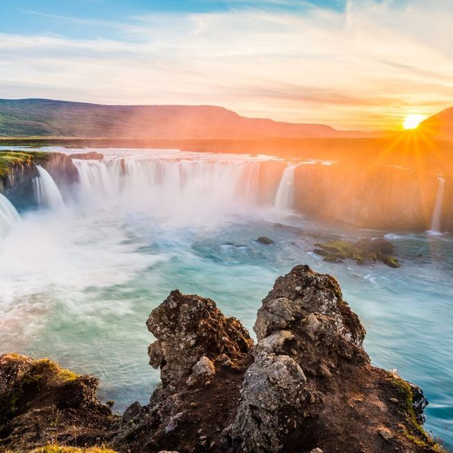 L'Islande.
