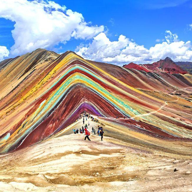 Le Pérou.